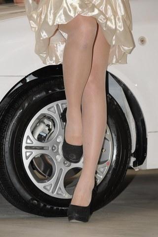 超丝车展  超丝车展 丝 袜 模特 美 女 专题第74集[18P] 街拍第一站全网原创独发!