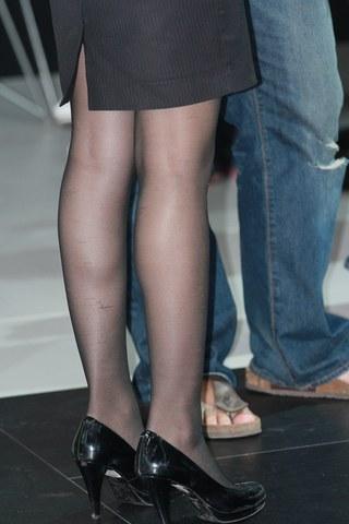 超丝车展  超丝车展 丝 袜 模特 美 女 专题第88集[18P] 街拍第一站全网原创独发!