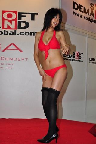 2010上 海 展  2012上海成人展模特 美 女 图片第22集[17P] 街拍第一站全网原创独发!