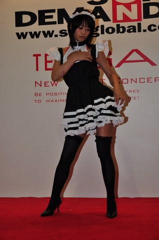 2010上 海 展  2012上海成人展模特 美 女 图片第25集[17P] 街拍第一站全网原创独发!