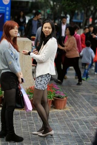 街拍名家  过春节33【7p】 街拍第一站全网原创独发!