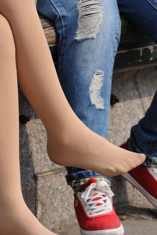 赛4-天鹅绒 肉 丝 -11张 - 街拍图片发布- 街拍第一站