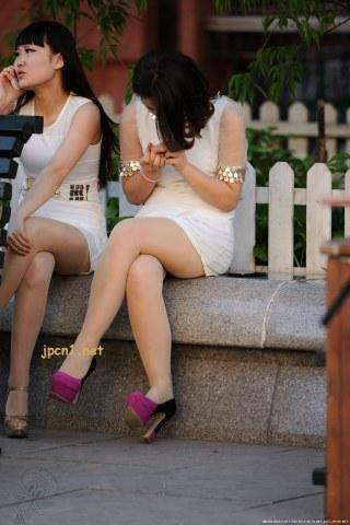 金高跟双 肉 丝 -13张 - VIP街拍图片发布- 街拍第一站