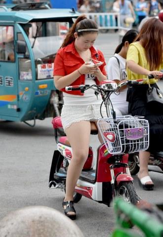 早期街拍作品  【痞作】百家争艳--512--(14P) 街拍第一站全网原创独发!