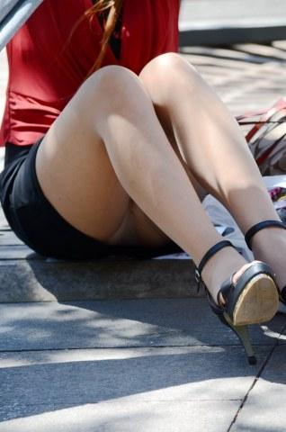 [权限要求: 半年期VIP以上]  肉 丝 袜 超短裙 SHU NV 12P 街拍第一站全网原创独发!