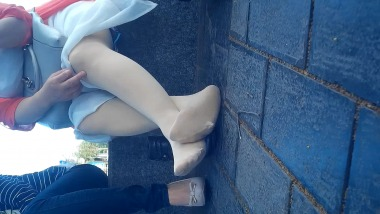 青の猫视频  [1080p高清]晾脚和挑鞋两则 街拍第一站全网原创独发!