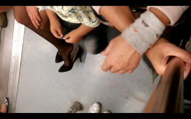 dangling002视频  地铁街拍黑丝美腿高跟,超级诱惑,值得一看!【dangling精品街拍视频】 街拍第一站全网原创独发!