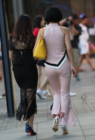 今日头条-魅力街拍女人【第一季】【20P】