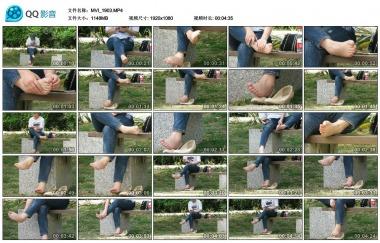 CCTVB视频  cctvb出品  脱 高跟的诱惑 街拍第一站全网原创独发!