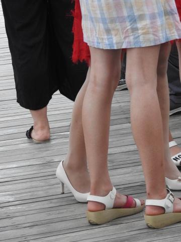 徐香+炎夏第7贴+ 丝袜21P-街拍丝袜第一站