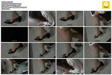 xiangzhou视频  医院超薄肉  丝 袜 小姐姐露出足弓诱惑你! 街拍第一站全网原创独发!