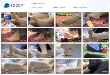 天堂的金币视频  两位美妞的街拍丝袜足底 街拍第一站全网原创独发!