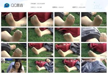天堂的金币视频  孩子躺在街拍丝袜腿上睡觉 街拍第一站全网原创独发!