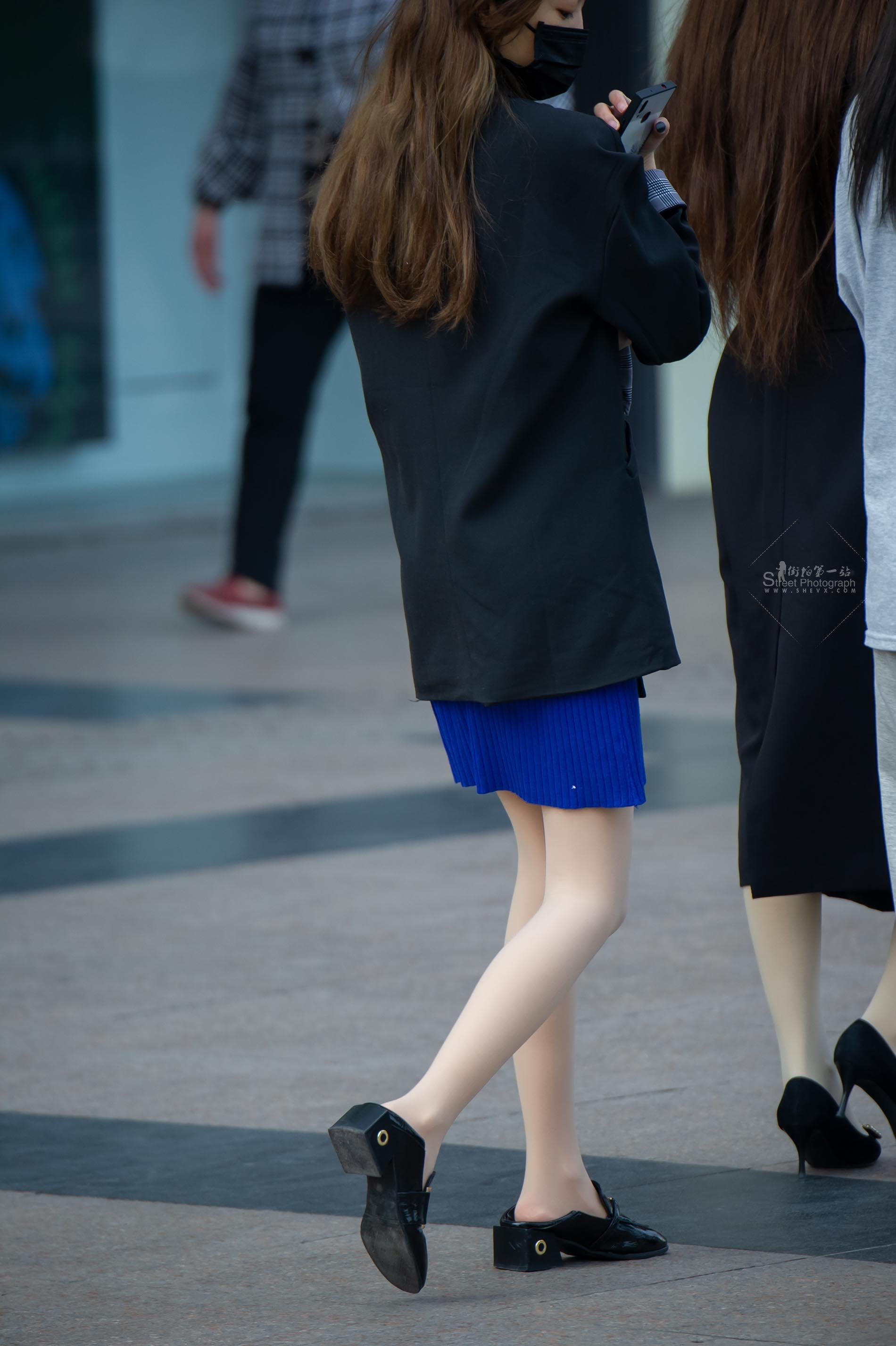 街拍肉丝袜袜,街拍肉丝袜,街拍丝袜 【原创】纤细修长很美的 肉丝袜腿【12P】 最新街拍丝袜图片 街拍丝袜第一站