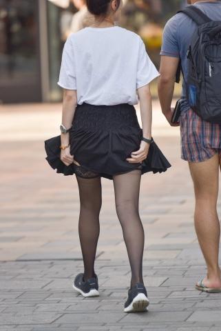 黑絲短裙Shao Fu