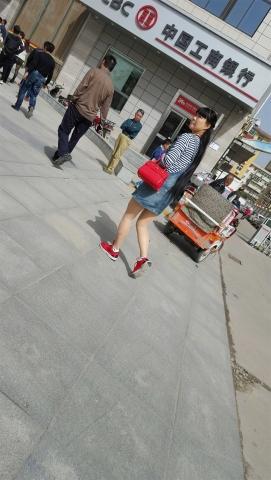 [原创练习作业/水平提高交流]  Shao Fu超薄街拍肉丝袜袜遮不住腿上的纹身[12P] 街拍第一站全网原创独发!