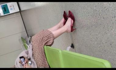 爱在provence视频  美女街拍挑鞋 街拍第一站全网原创独发!