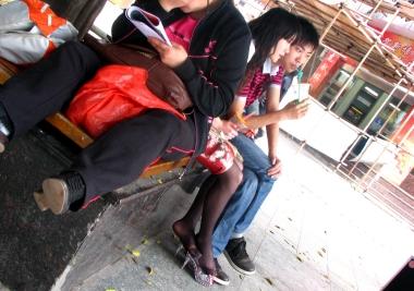 [权限要求:三年期VIP及以上]  【jim2】 黑 丝  长腿 美 女 (20p) 街拍第一站全网原创独发!