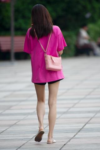 【原創】對這種美妞一點抵抗力都木有【13北京街拍時尚達人P】