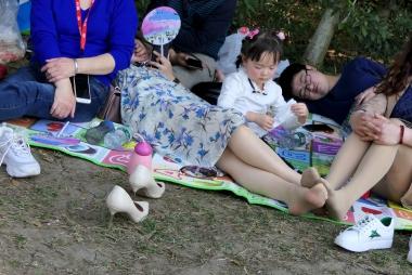 [权限要求:三年期VIP及以上]  【jim2】草地上长腿 丝 袜   美 女 (12p) 街拍第一站全网原创独发!