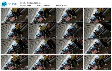 我爱熟女视频   SHU NV 脱运动鞋晒脚 街拍第一站全网原创独发!