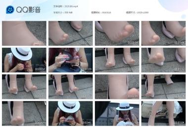 天堂的金币视频  【天堂的金币作品】—坐在行李箱上的  丝 袜 时髦女人 街拍第一站全网原创独发!