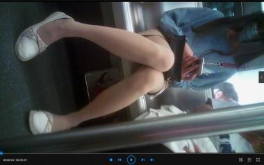 苏大熊视频  长腿肉 丝OL的羞涩坐姿(5分19秒) 街拍第一站全网原创独发!