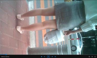 丝腿视频3合1(咖啡店肉 丝高跟OL1分11+过马路肉 丝OL2分25+肉 丝小姐姐大胆坐姿4分35) - 苏大熊视频- 街拍第一站