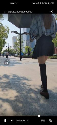 丝腿视频编号577 - ad1981视频- 街拍第一站
