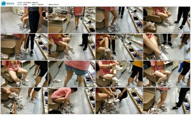 棉袜视频身材小巧的白袜运动美 女试鞋[03:10] - 洗面奶视频- 街拍第一站