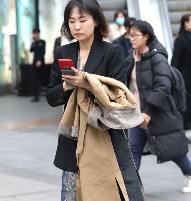 【珏一笑而过】丝 袜高跟轻熟 - VIP街拍图片发布- 街拍第一站