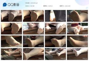 视频金币超市  【天堂的金币作品】—重口味**的脚底 街拍第一站全网原创独发!