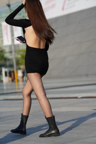 气质黑 丝 - VIP街拍图片发布- 街拍第一站