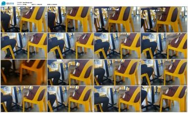 【HSP's video】黑高裸足美 女桌下大幅度挑鞋[08:00] - HSP视频- 街拍第一站