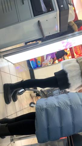 丝袜美腿Y黑 丝细腿【22P】 - 手机街拍-原创作业发布- 街拍第一站