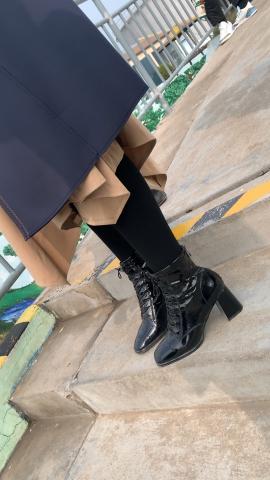 丝袜美腿Y黑 丝【15P】 - 手机街拍-原创作业发布- 街拍第一站