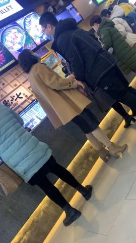 丝袜美腿Y肉 丝【9P】 - 手机街拍-原创作业发布- 街拍第一站