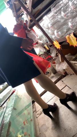 丝袜美腿Y肉色丝 袜【16P】 - 手机街拍-原创作业发布- 街拍第一站
