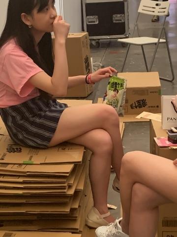街拍套图超市(招聘原创)  2019上海COSPLAY(手机拍摄/路人角度119P) 街拍第一站全网原创独发!