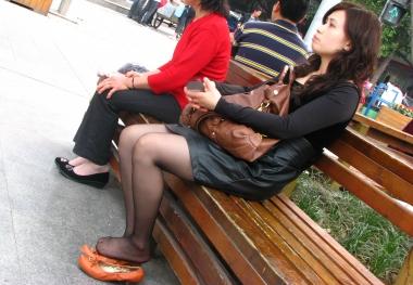 【jim2】长腿 黑 丝美 女(13p) - VIP街拍图片发布- 街拍第一站