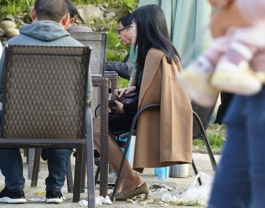 【jim2】风衣长腿 肉 丝美 女(13p) - VIP街拍图片发布- 街拍第一站