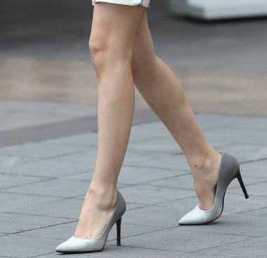 【珏一笑而过】旗袍高跟轻熟 - VIP街拍图片发布- 街拍第一站