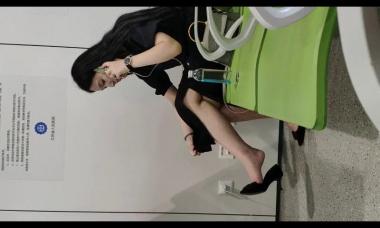 爱在provence视频  美 女玩鞋超长24分钟 街拍第一站全网原创独发!