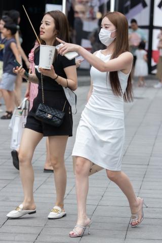 特约名家街拍  俊风摄影+重庆 街拍第一站全网原创独发!