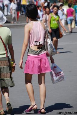 皮 裤 长 靴  [每周推荐]  雷 -09049-时尚粉裙, 黑 丝 ,2牛仔, 黑 丝 匡威,长靴长统 街拍第一站全网原创独发!